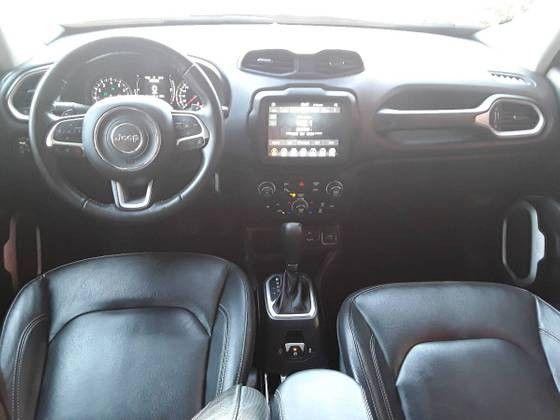RENEGADE 2020/2020 1.8 16V FLEX LONGITUDE 4P AUTOMÁTICO - Foto 3