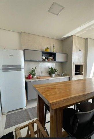 Apartamento para venda possui 182m2 4 suítes Jd das Américas - Foto 16
