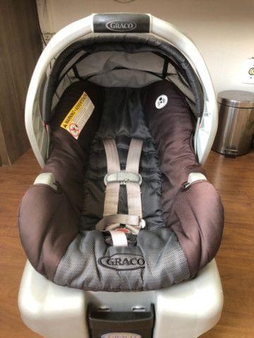 Vendo Bebê conforto graco 2 em perfeitas condições - Foto 5