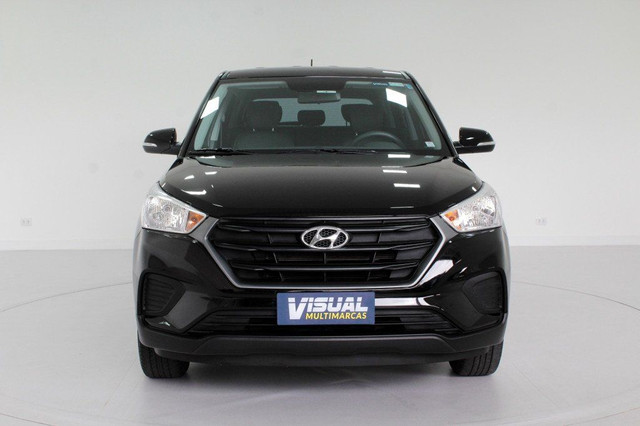 Hyundai Creta 1.6 ACTION Flex Aut. 6M - 2021<br><br> - Foto 19