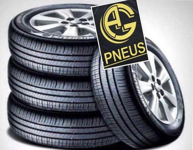 Pneu qualidade pneus preço ótimo AG Pneus