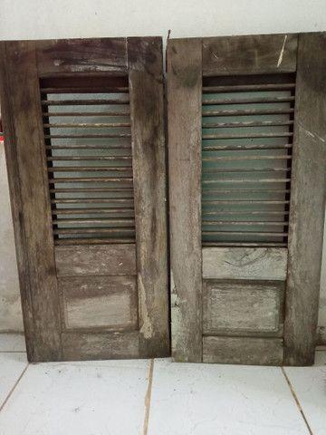 Janela de madeira s/caixa  - Foto 2