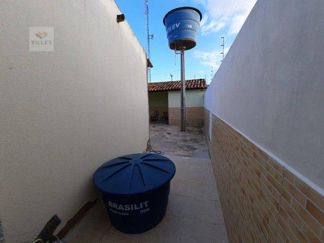 Casa com 3 dormitórios à venda, 150 m² por R$ 210.000 - Verdes Campos - Arapiraca/AL - Foto 12