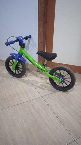 Bicicleta de equilíbrio - Foto 2