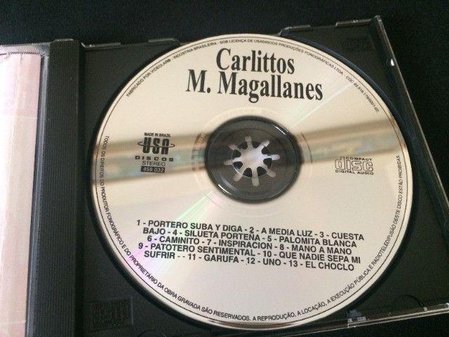 Los Mejores Tangos - Carlitos Magallanes y Su Conjunto - Foto 2