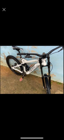Trust myth 75 bike Full downhill