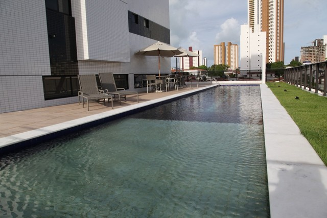 Apartamento para venda possui 52m² quadrados com 2 quartos em Miramar - João Pessoa - PB - Foto 3
