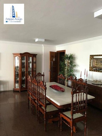 Apartamento com 4 dormitórios à venda, 251 m² por R$ 820.000,00 - Meireles - Fortaleza/CE - Foto 12