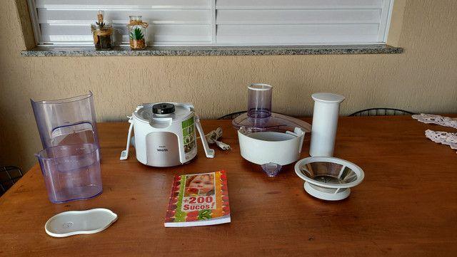 Máquina de suco, juicer walita. - Foto 4