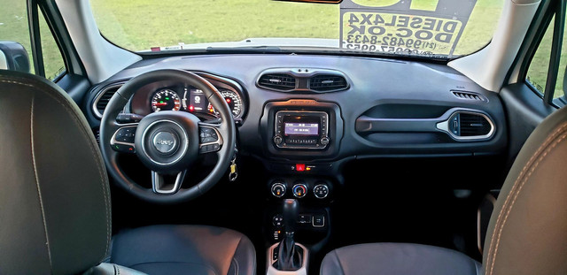 Jeep Renegade Diesel 4x4 Impecável  - Foto 6