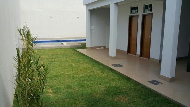Casa nova 3quartos 3 suítes piscina churrasqueira rua 8 Vicente pires - Foto 15