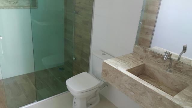 Casa nova 3quartos 3 suítes piscina churrasqueira rua 8 Vicente pires - Foto 5