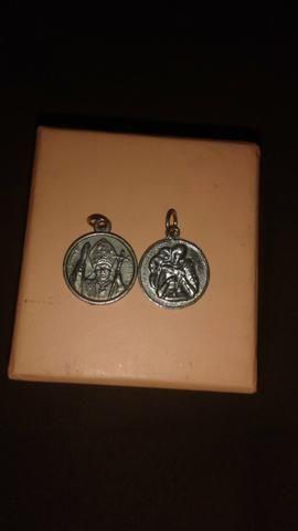 Vendo medalhas de prata