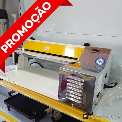 Cilindro elétrico para massas 40cm - Inox Novo com garantia