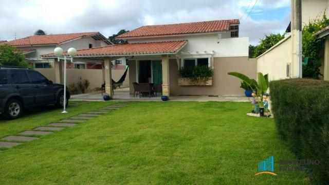 Casa residencial à venda, Centro, Aquiraz - CA1883.