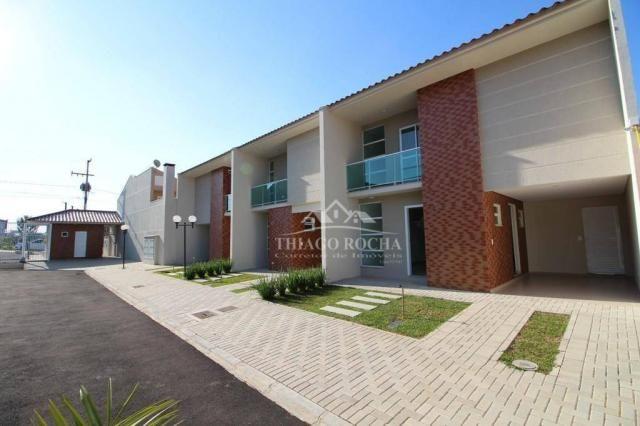 Sobrado com 3 dormitórios à venda, 134 m² por r$ 520.000,00 - cruzeiro - são josé dos pinh
