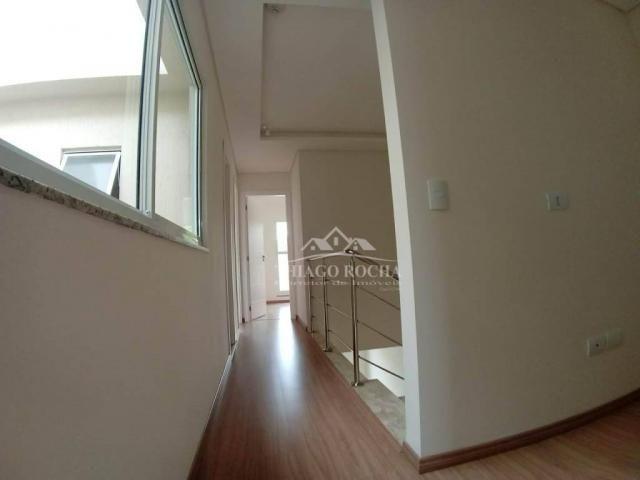 Sobrado com 3 dormitórios à venda, 134 m² por r$ 520.000,00 - cruzeiro - são josé dos pinh - Foto 6