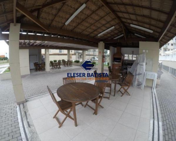 Apartamento à venda com 3 dormitórios em Villaggio limoeiro, Serra cod:AP00224 - Foto 7