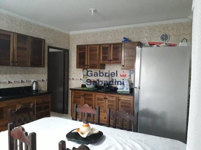 Sobrado com piscina e 4 dormitórios, 1 suítes com ar. locação diária, 135 m² por r$ 1.000, - Foto 11