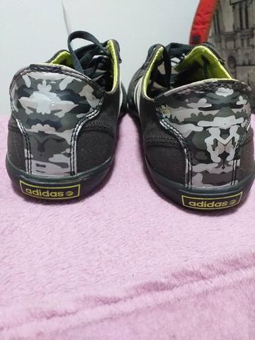 Tênis adidas camuflado original - Foto 4