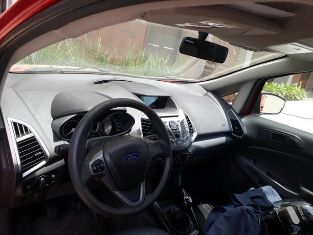 Vendo Ecosport 1.6 Modelo 2015 - Foto 7