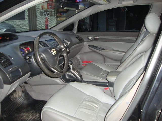 Vendo Honda Civic 2008/2008 1.8 LXS 16V Flex 4P Automático - Foto 4