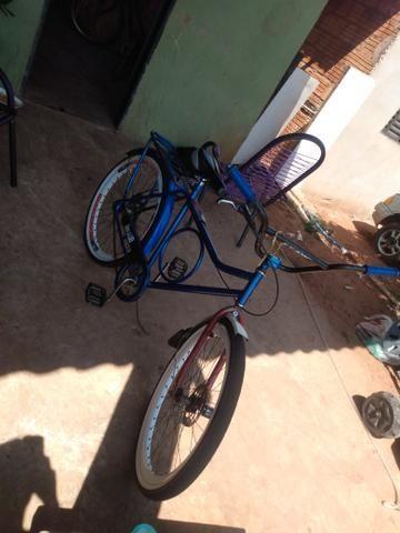 Troco por moto tá com os 2 hidráulico WhatsApp * Jonas - Foto 2