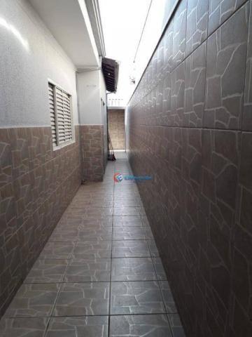 Casa com 3 dormitórios à venda, 200 m² por r$ 430.000,00 - jardim santa esmeralda - hortol - Foto 12