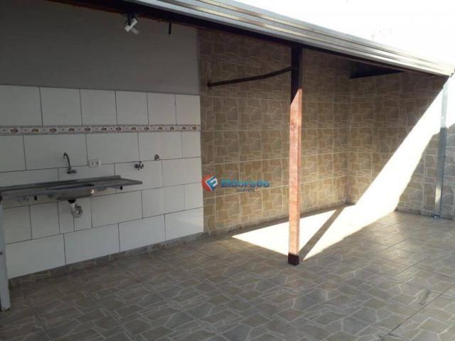 Casa com 3 dormitórios à venda, 200 m² por r$ 430.000,00 - jardim santa esmeralda - hortol - Foto 4