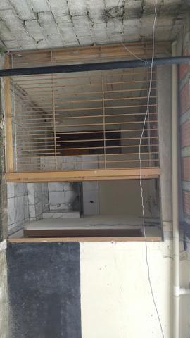 Casa 2 cômodos , banheiro e lavanderia muito bem arrumado - Foto 10