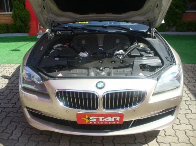 BMW 650I Cabrio Aut. Prata 2012 Starveiculos - Foto 11