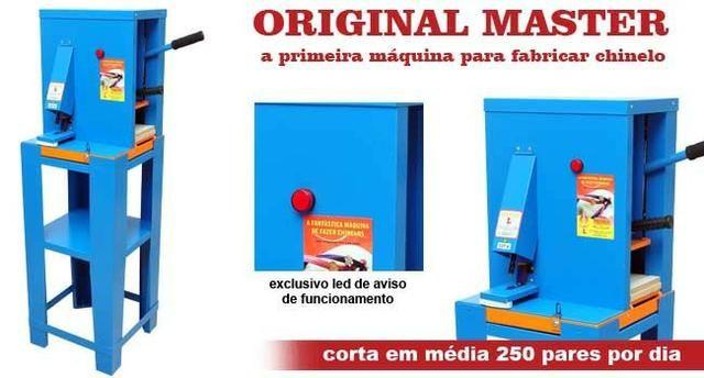 Maquina De Fazer Chinelo em Promoção - Foto 3