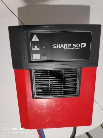 Máquina de carregar bateria de empilhadeira
