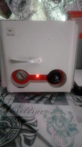 Estufa para esterilizar equipamentos