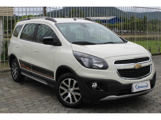 Chevrolet Spin Active 1.8