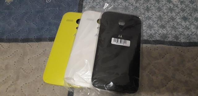 Kit Capas para Motorola Moto G 1
