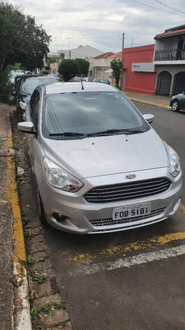 Ford KA + Sedan 1.5 SE 4P Flex - Prata - 21.873 KM - Foto 11