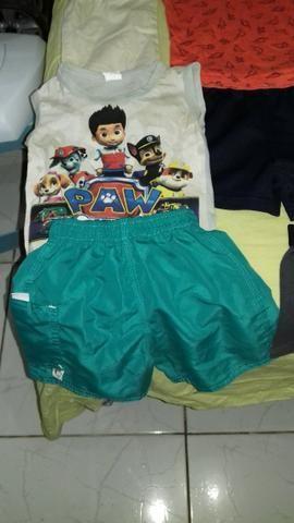 Roupas e calçados de menino - Foto 3
