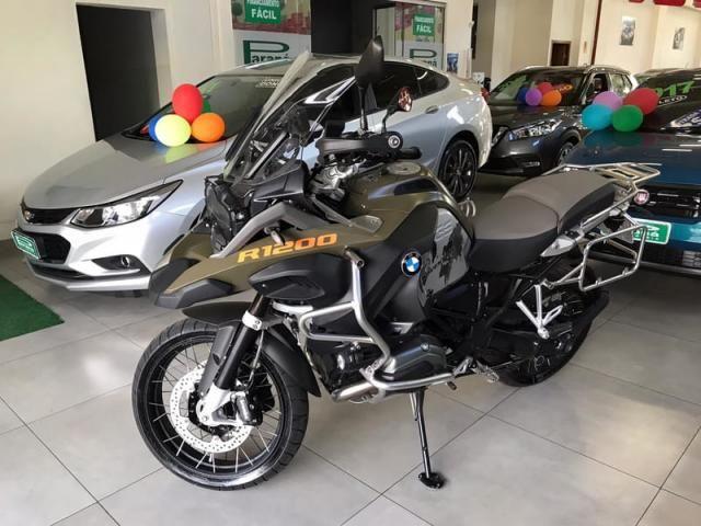 BMW R 1200-GS ADVENTURE   2016 - Foto 11