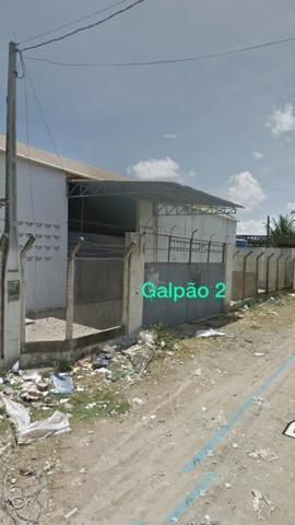 1432 - Galpão - 1530m² de Área Útil - Piso p/ Alta Tonelagem - Localização Jordão - Foto 3