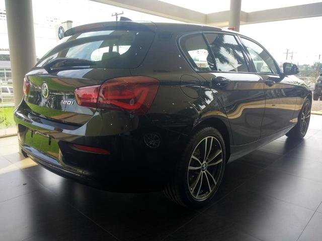 BMW 120I 2019/2019 2.0 16V GASOLINA SPORT GP 4P AUTOMÁTICO
