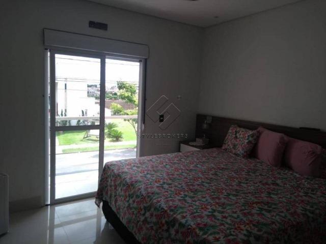 Casa no Condomínio Alphaville I, com 382 m² - 05 Suítes I Locação I Mobiliada - Foto 8