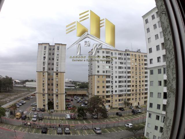Laz- Alugo apartamento 3 quartos com uma suite no condomínio Viver Serra - Foto 13
