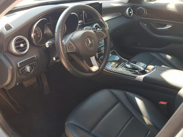 Mercedes C 180 1.6 CGI activeflex Exclusive 7G-Tronic 2016 - km baixo - Foto 5