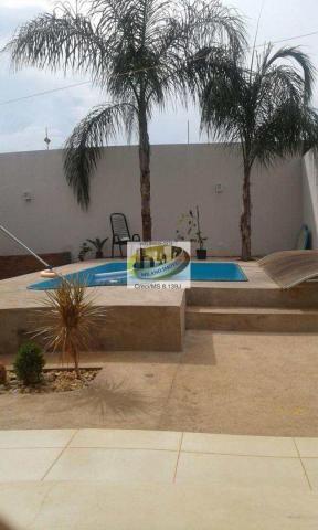 Casa à venda com 3 dormitórios em Ipê, Três lagoas cod:294