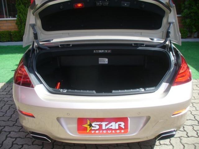 BMW 650I Cabrio Aut. Prata 2012 Starveiculos - Foto 13