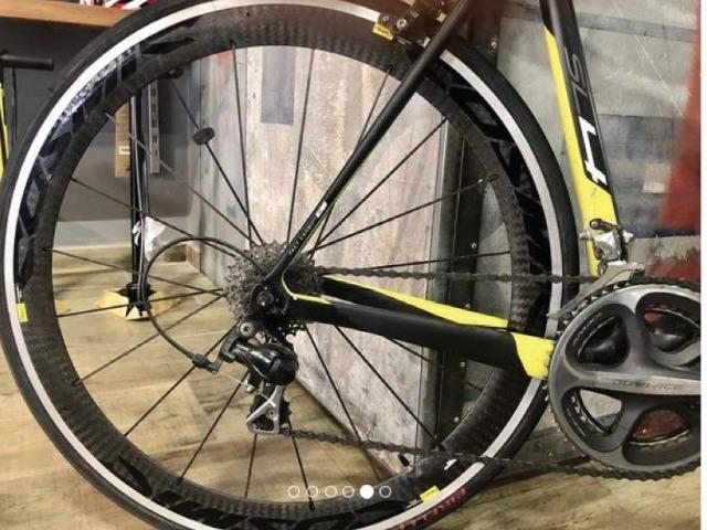 Bicicleta Specialized Tarmac Sl4 - Foto 3