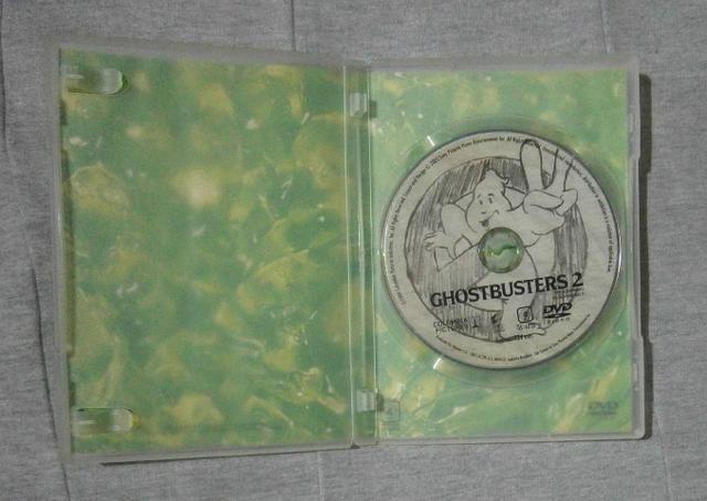 DVD Original Os Caça-Fantasmas II - Foto 3