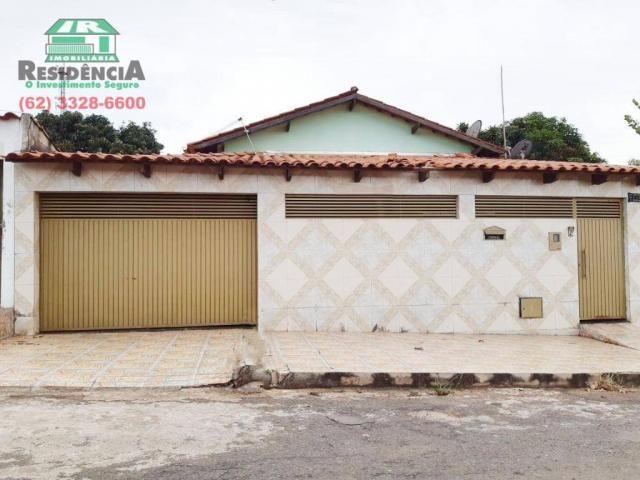 Casa à venda, 200 m² por R$ 320.000 - Vila Santa Rosa - Anápolis/GO