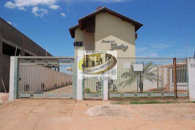 Casa à venda com 2 dormitórios em Jardim alvorada, Três lagoas cod:409 - Foto 2